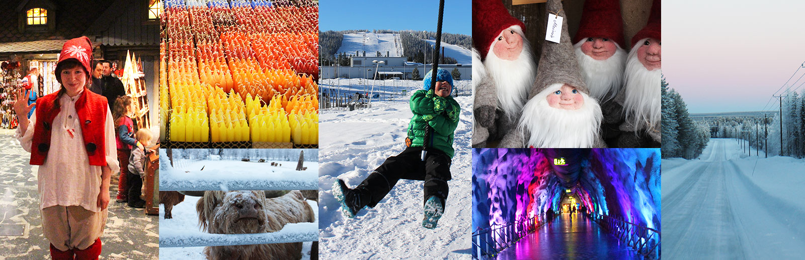 Fun things to do in Finland on Christmas holiday